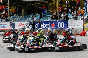 Французи спечелиха ЕКО 24 часа на България