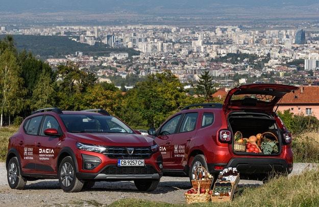 Dacia подкрепя български производители