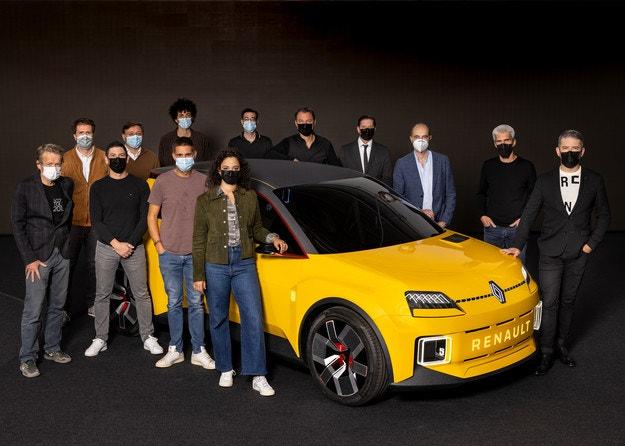Renault 5 Prototype спечели награда