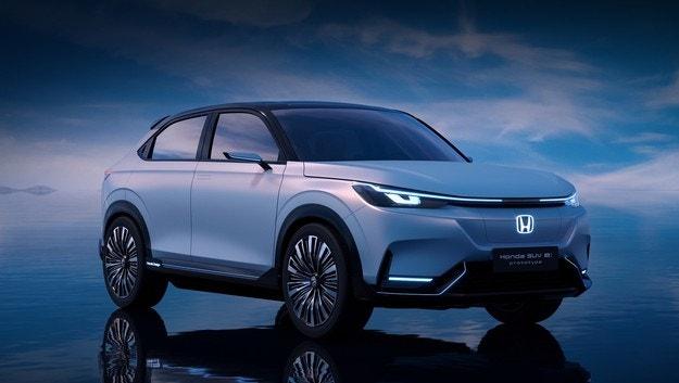 Honda HR-V става електрически e: NS1