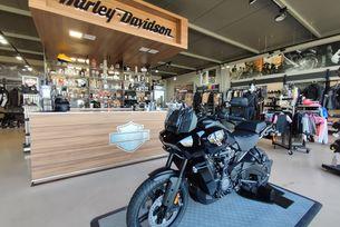 Harley-Davidson представи Pan America у нас