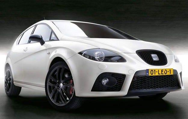 Seat Leon Cupra Limited Edition: Най-големият