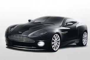 Aston Martin: Нов върхов модел