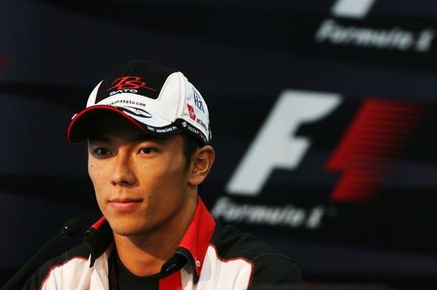 Сато отново ще тества за Toro Rosso