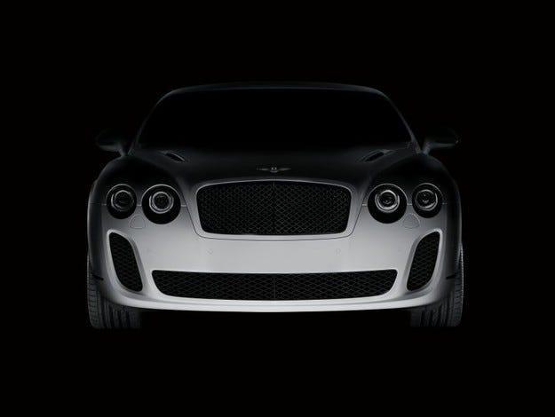 Bentley Extreme: Най-бързото Bentley на всички времена