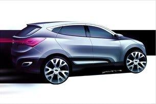 Hyundai Tucson: В бъдещето