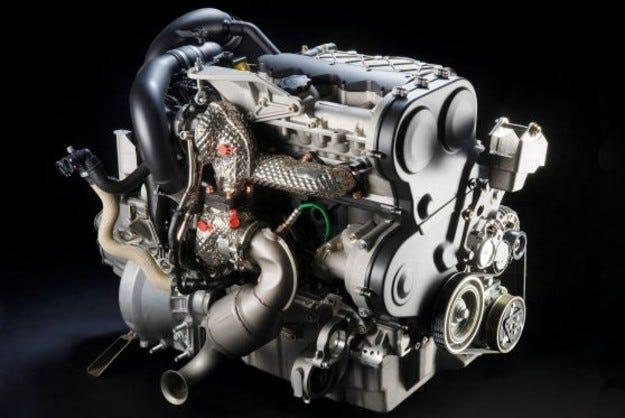 MCE-5 VCRi: Икономичен двигател