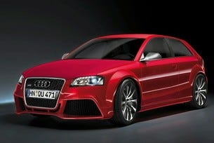 Audi: RS3 ще получи 5-цилиндровия турбомотор на TT-RS