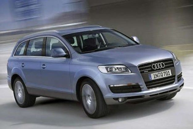 Audi Q7: Нов дизелов флагман