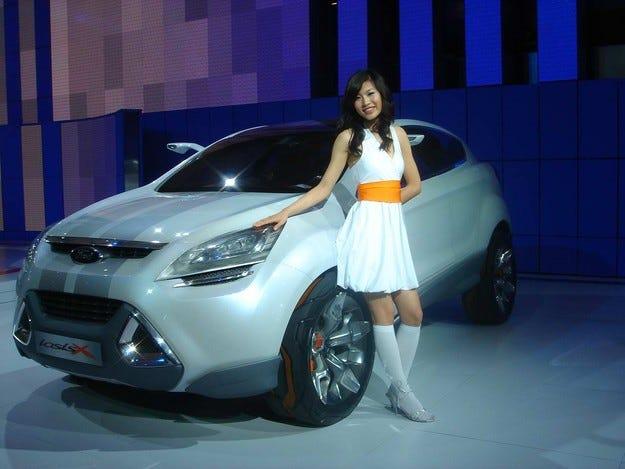 Шанхай: Aвтомобилното шоу на годината