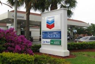 Chevron с намалена печалба