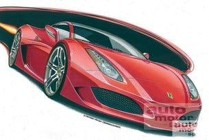 Разкрито: Ferrari F450