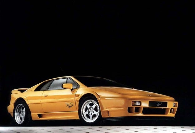 Съвместно: Lotus с мотори от Lexus