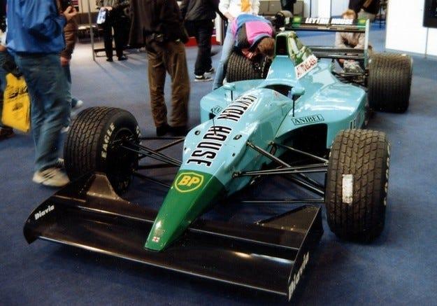 March Racing също се кандидатира за Формула 1
