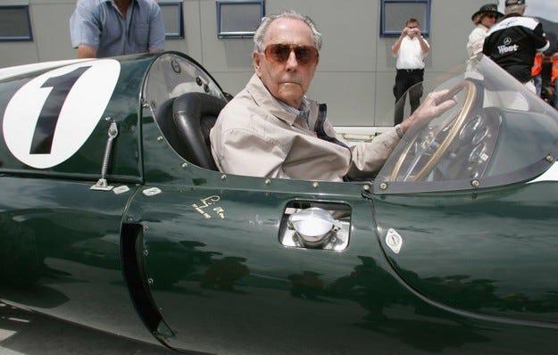 Brabham: Доброто старо време