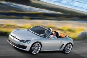 VW BlueSport: На поточната линия?