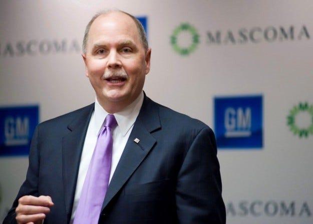 GM си взе шеф от телекомуникационния сектор