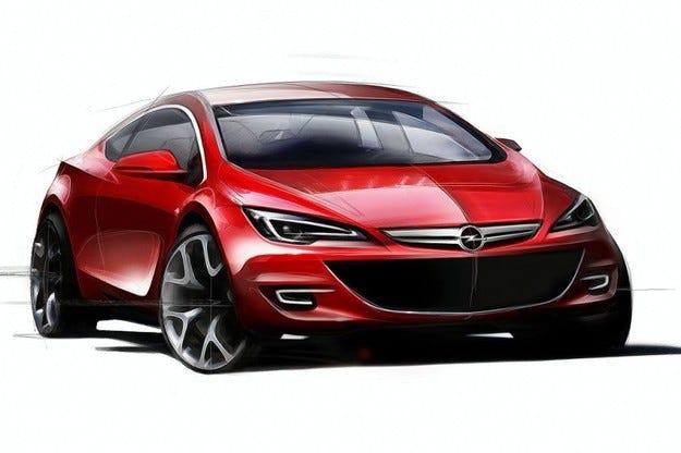 Opel Astra: Три е повече от пет