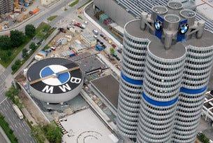 BMW предвижда край на кризата