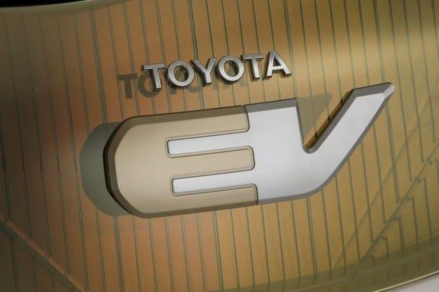 Toyota BEV: Самостоятелно дете