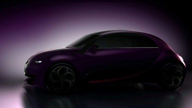 Поредният нов модел на Citroen ще дебютира във Франкфурт
