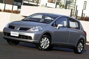 Tiida: Nissan атакува Европа