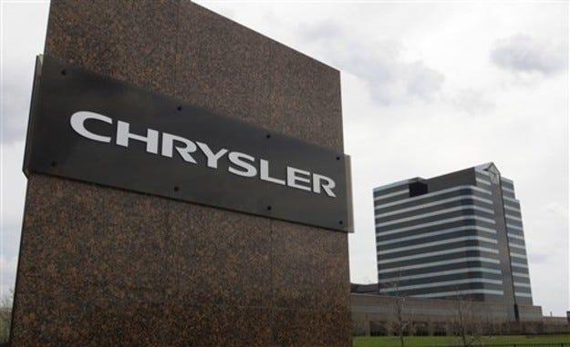 """""""Старият"""" Chrysler загуби 12.1 млрд. долара за 3 месеца"""