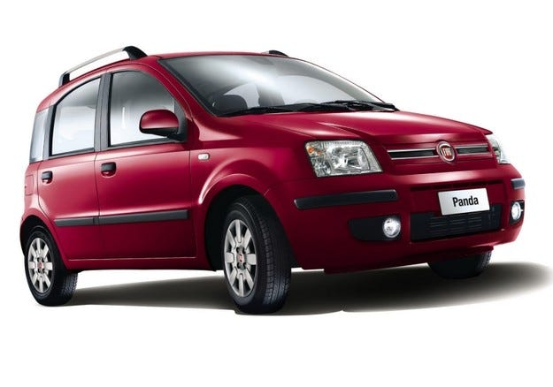 Fiat Panda: Добре забравено старо