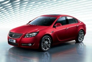 Buick Regal: US Opel Insignia