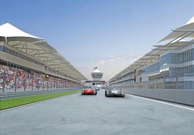 Десет любопитни факта за Гран при на Абу Даби