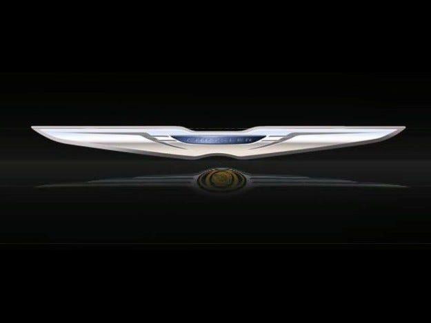 Chrysler с ново лого