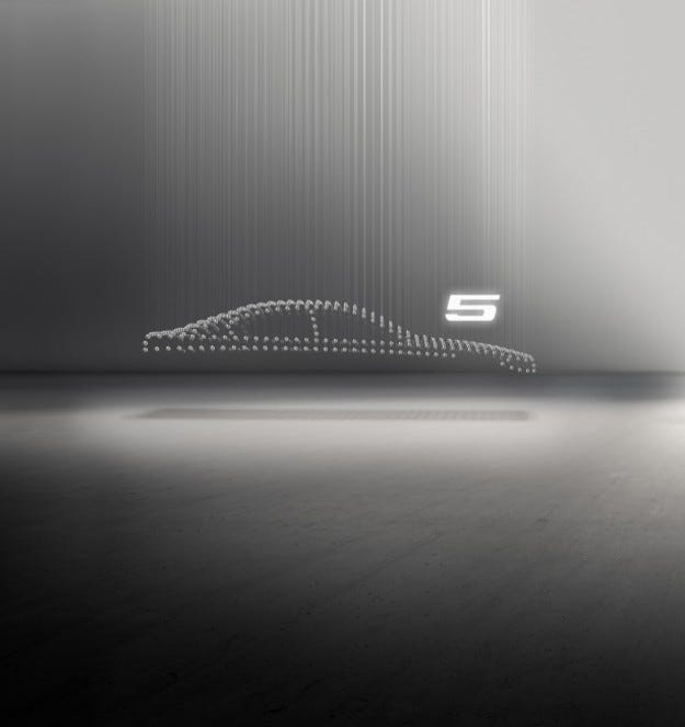BMW 5: Началото