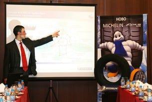 Michelin Agilis Alpin: За лекотоварни автомобили
