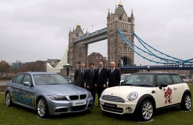 BMW Group: Олимпийски игри