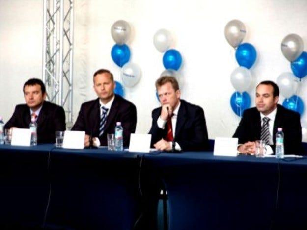 Нов център Volvo Truck в България