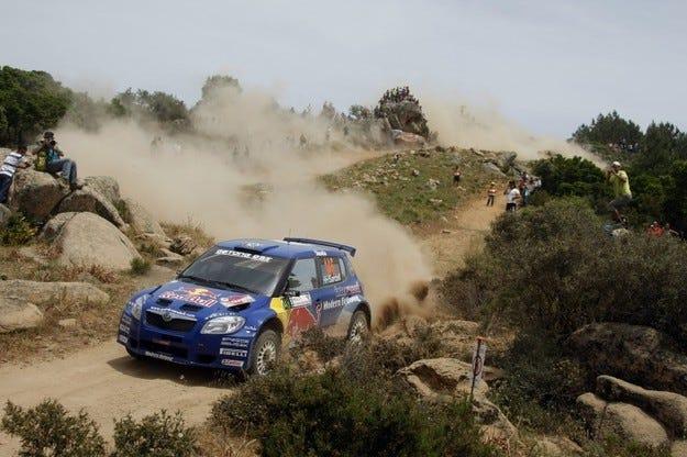 И Сандел със заявка за S-WRC