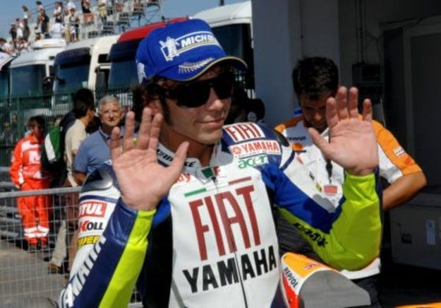 Роси: Имам още няколко години в MotoGP
