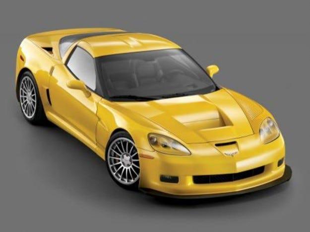 Chevrolet Blue Devil Corvette: Дяволът е все по-близо