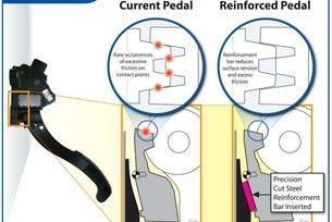 Toyota обясни проблемa с педала на газта
