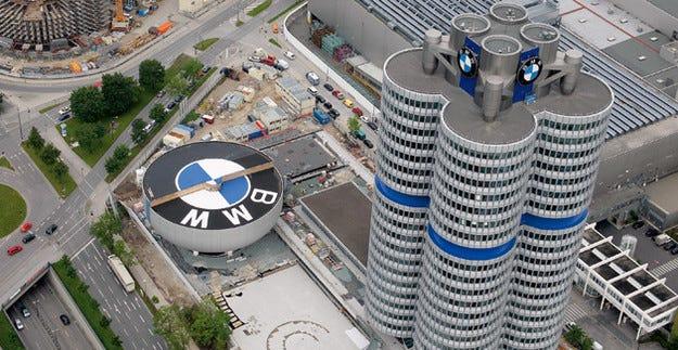 BMW предвижда по-висока печалба през 2010