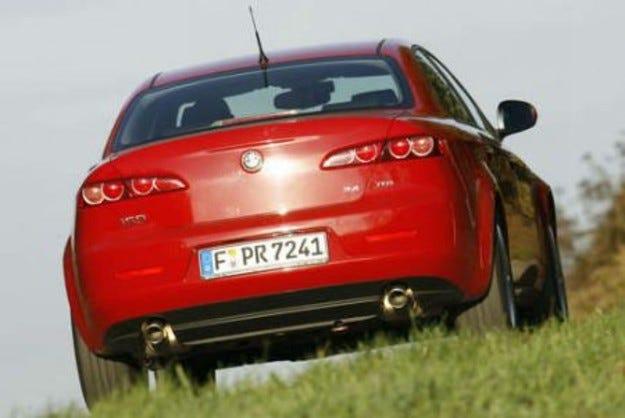 Alfa 159: Нов върхов дизел