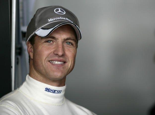 DTM: Ралф Шумахер преподписа с Mercedes