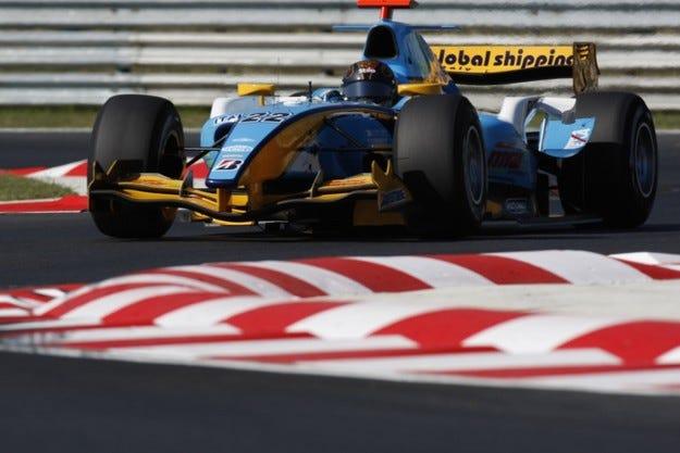 Durango кандидатства за Формула 1