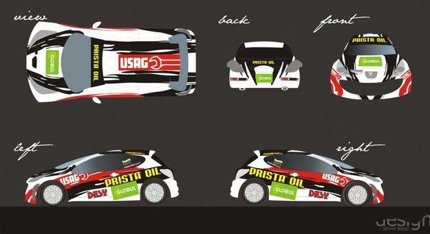 Крум Дончев показа новата визия на автомобила си