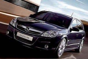 Opel: Signum и Tigra излизат от производство