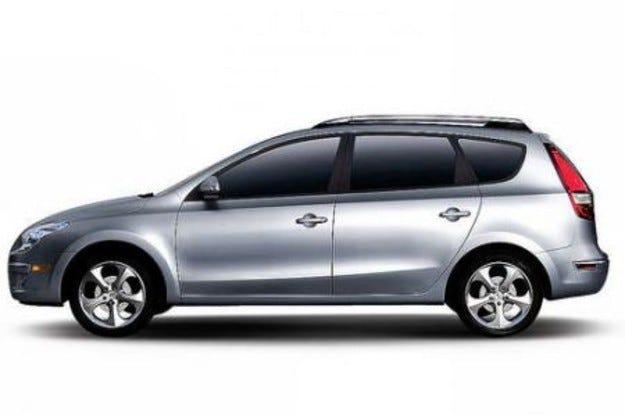 Hyundai i30: Повече полезно пространство