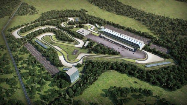 България вече закъснява с проекта за Формула 1