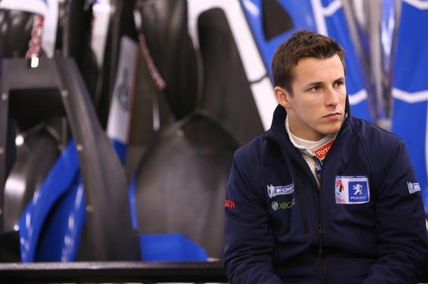 Кристиан Клийн стана втори тест пилот на HRT