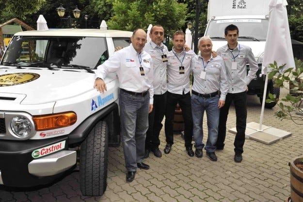 Българите на Дакар се надяват на бюджет от 500 000 евро