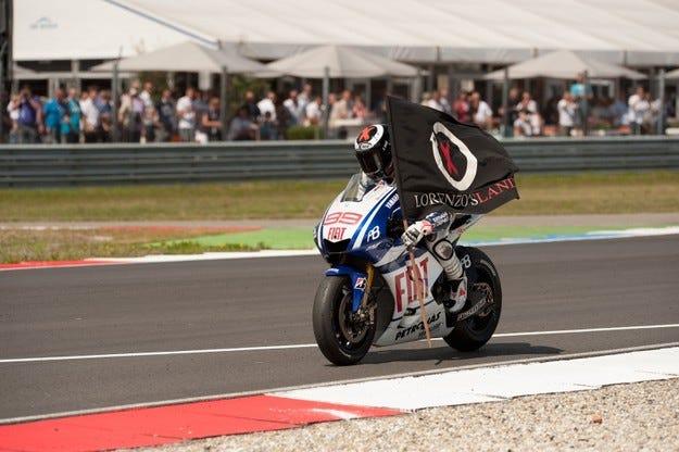 MotoGP: Отново Лоренсо